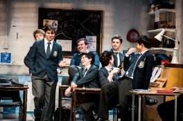 The History Boys - Lockwood (Photo courtesy of Alex Harvey-Brown)