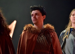 Macbeth - Donalbain (Photo courtesy of George Riddell)